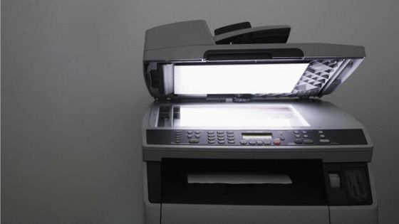 NOT Purchase a Copy Machine