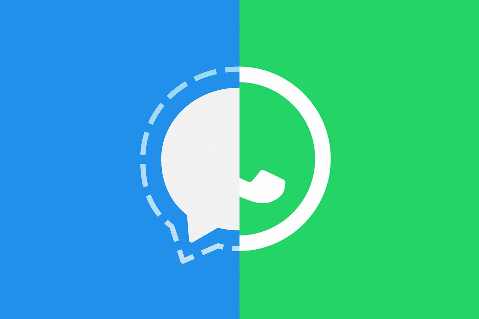 signal alternative to whatsapp
