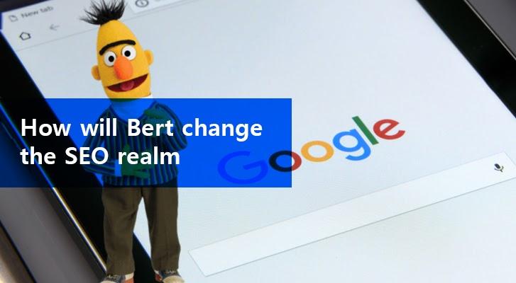 how will google bert algorithm change the seo realm