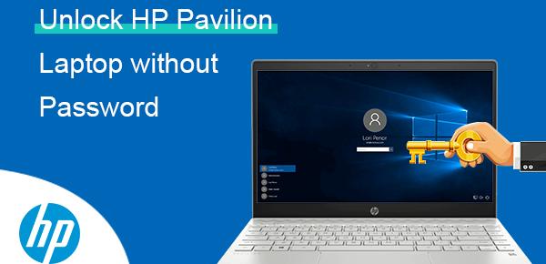 Unlock HP Pavilion Laptop without Password