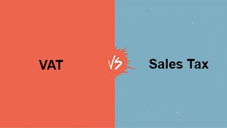 What is the Difference Between Sales Tax and VAT?
