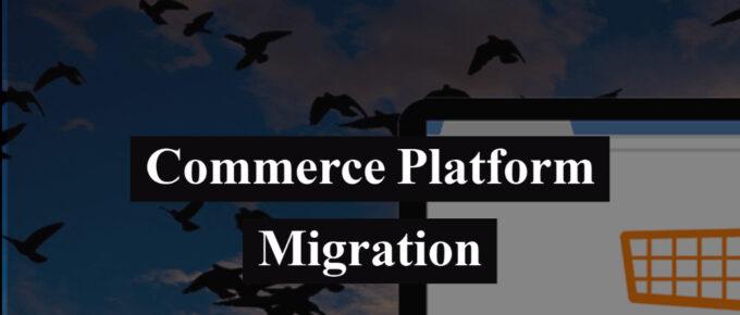 Commerce Platform Migration