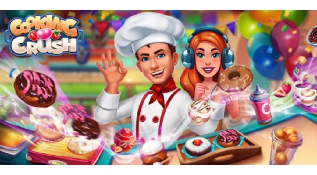 Cooking Crush Game