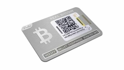 Cold Storage For Bitcoin