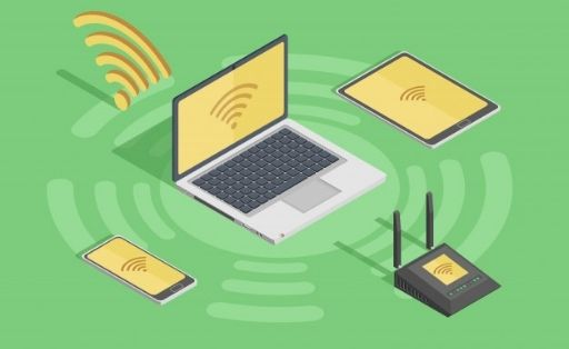 Internet Connection for Home Security