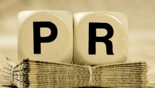 PR Firm provider