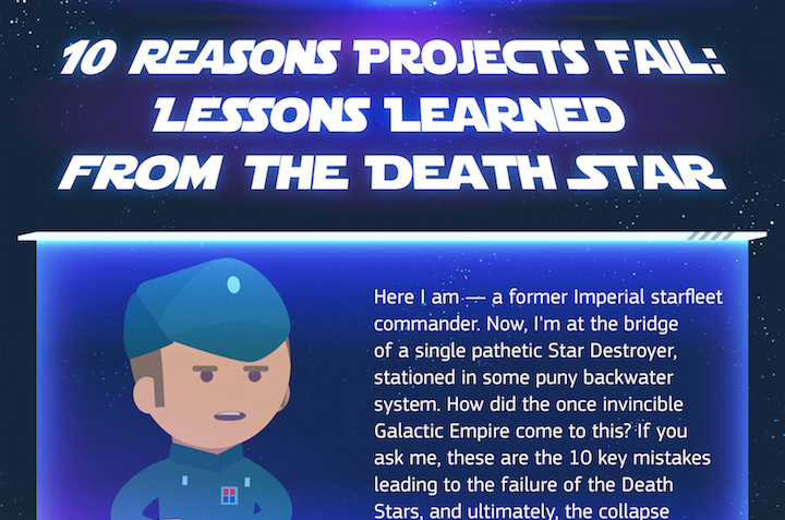 10 Reasons the Death Star Project Failed
