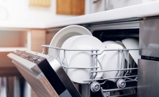 Energy-Efficient Dishwasher